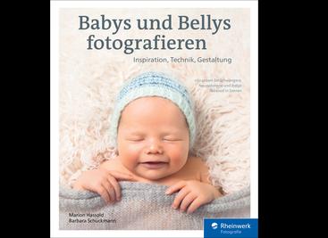 Cover von Babys und Bellys fotografieren