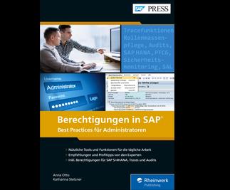 Cover von Berechtigungen in SAP