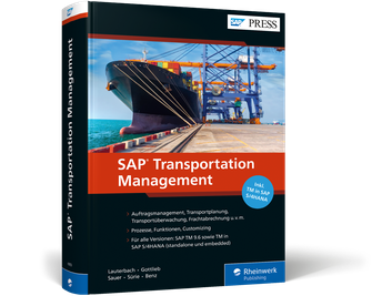 Cover von SAP Transportation Management