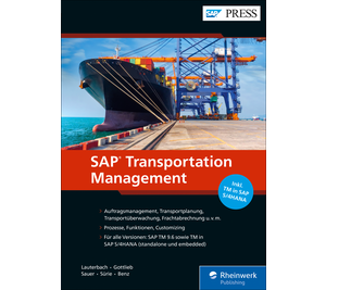 Cover von SAP Transportation Management