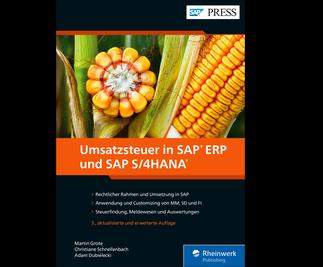 Cover von Umsatzsteuer in SAP ERP und SAP S/4HANA