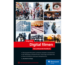 Cover von Digital filmen