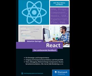 Cover von React