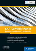 Cover von SAP Central Finance