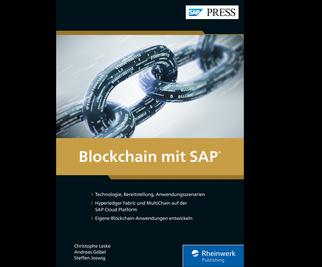 Cover von Blockchain mit SAP