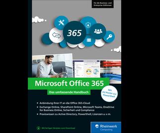 Cover von Microsoft Office 365