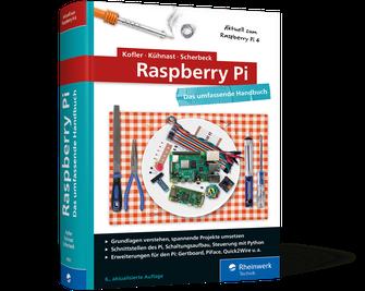 Raspberry Pi. Das umfassende Handbuch
