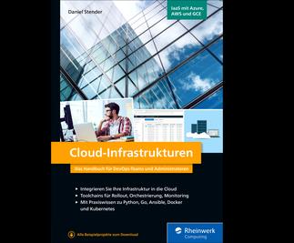 Cover von Cloud-Infrastrukturen