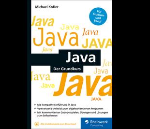 Cover von Java