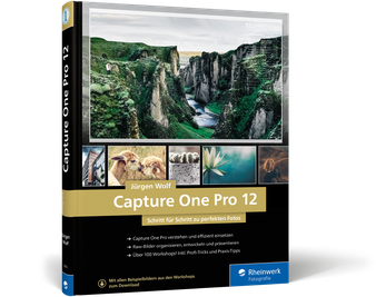 Cover von Capture One Pro 12
