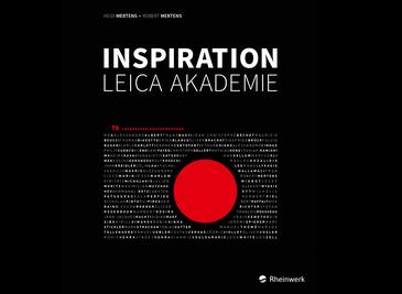 Cover von Inspiration Leica Akademie