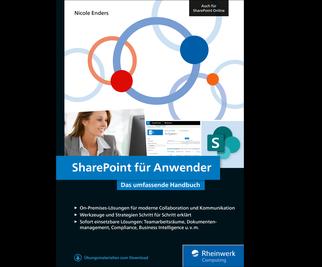 Cover von SharePoint für Anwender
