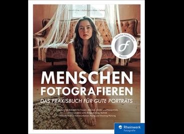 Cover von Menschen fotografieren