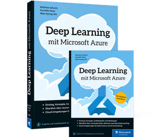Cover von Deep Learning mit Microsoft Azure