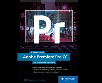Cover von Adobe Premiere Pro CC