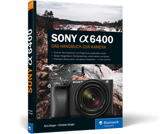 Cover von Sony a6400