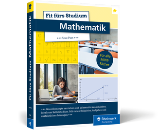 Cover von Fit fürs Studium – Mathematik