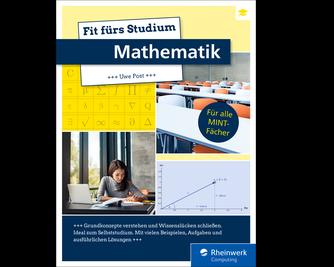 Cover von Fit fürs Studium – Mathematik