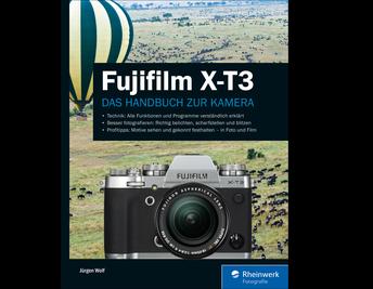 Cover von Fujifilm X-T3