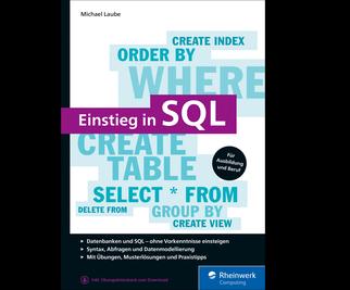 Cover von Einstieg in SQL