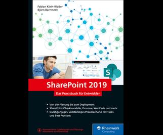Cover von SharePoint 2019