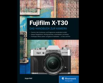 Cover von Fujifilm X-T30