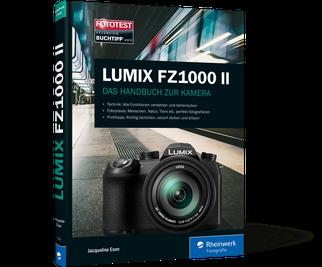 Cover von Lumix FZ1000 II