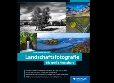 Cover von Landschaftsfotografie