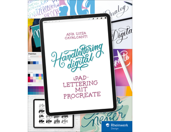 Cover von Handlettering digital