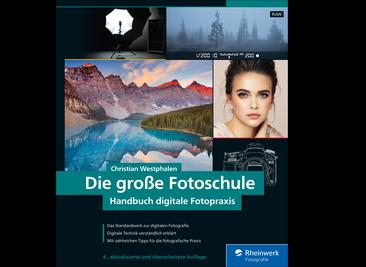 Cover von Die große Fotoschule