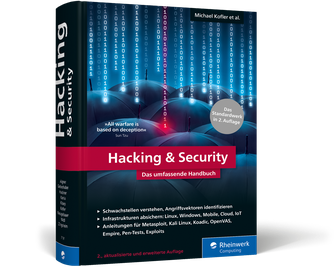 Cover von Hacking & Security