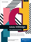 Cover von Adobe InDesign