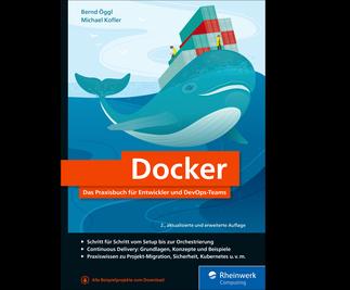 Cover von Docker