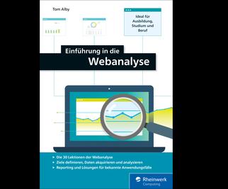 Cover von Einführung in die Webanalyse