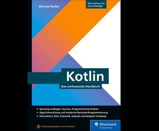 Cover von Kotlin