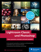 Cover von Lightroom Classic und Photoshop CC