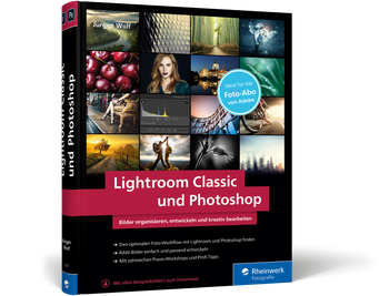 Cover von Lightroom Classic und Photoshop