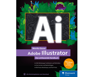 Cover von Adobe Illustrator