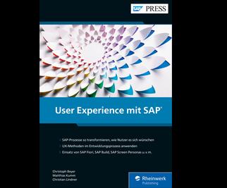 Cover von User Experience mit SAP