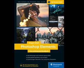 Cover von Photoshop Elements