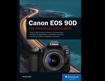 Cover von Canon EOS 90D
