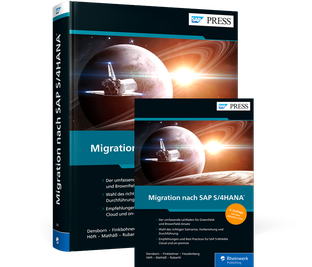 Cover von Migration nach SAP S/4HANA