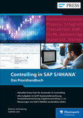 Cover von Controlling in SAP S/4HANA
