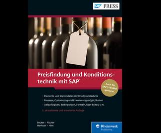 Cover von Preisfindung und Konditionstechnik mit SAP