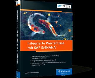 Integrierte Werteflüsse mit SAP S/4HANA