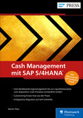 Cover von Cash Management mit SAP S/4HANA