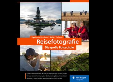 Cover von Reisefotografie