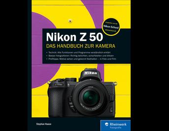 Cover von Nikon Z 50