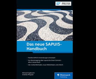 Cover von Das neue SAPUI5-Handbuch