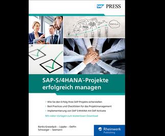 Cover von SAP-S/4HANA-Projekte erfolgreich managen